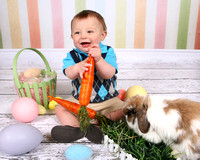 Seth's 9 month Mini (Easter)