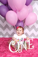 Raelynn's One year session!