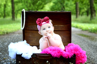 Reagan's 6 month session!