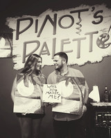 Dustin and Heather's Proposal!