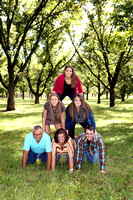 The Hendrickson Family! 2014