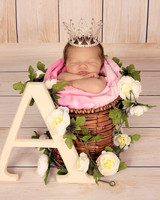 Ava T's Newborn Session!
