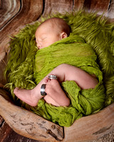 Spencer's Newborn Session!