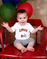Wyatt's 1 year session!
