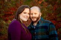 Chris and Alex's Engagement Session!